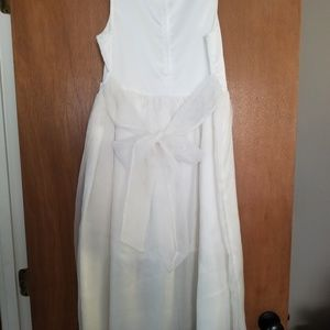 Rare Editions Dresses - Communion Girls white dress size 14
